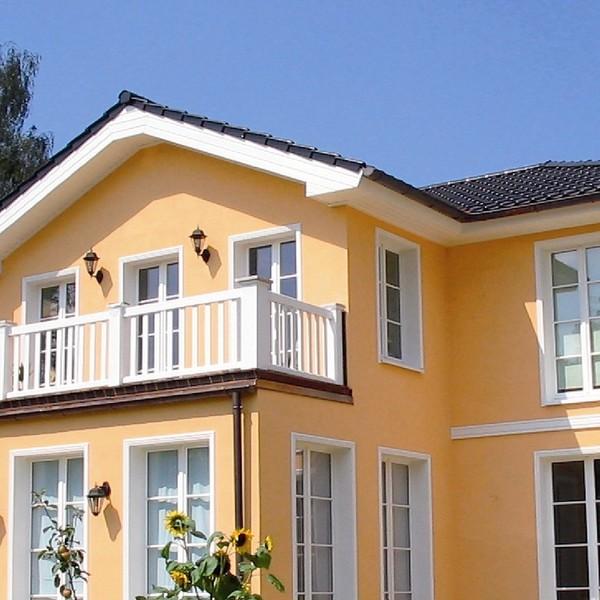 ... Hausfassaden Ideen Schockierend Bilder Hausfassade Farbe For  Hausfassaden Bilder ...